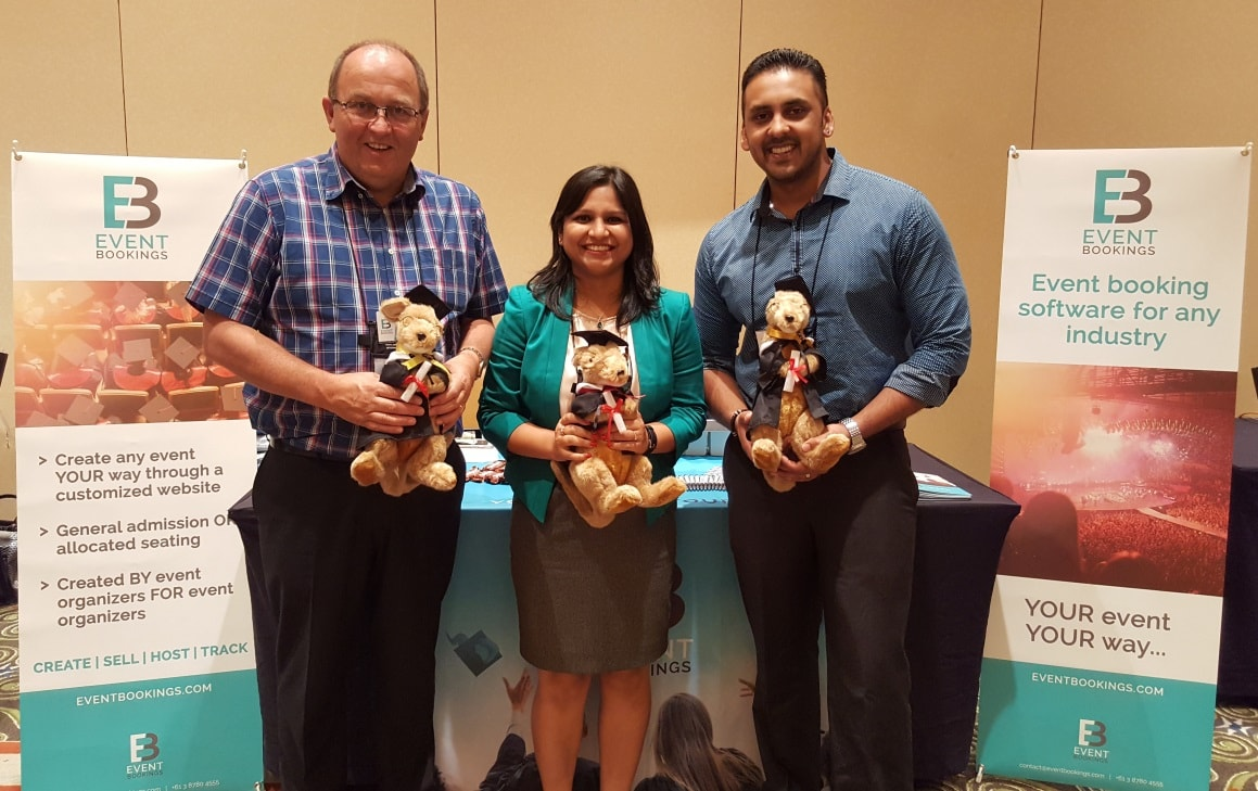 eventbookings-team-at-naaco-conference-2018