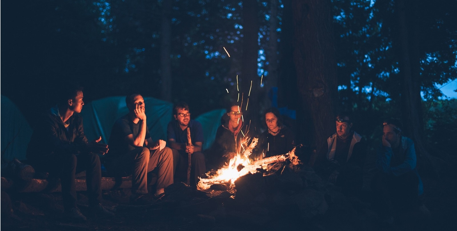 Club Event - Campfire Session - EventBookings