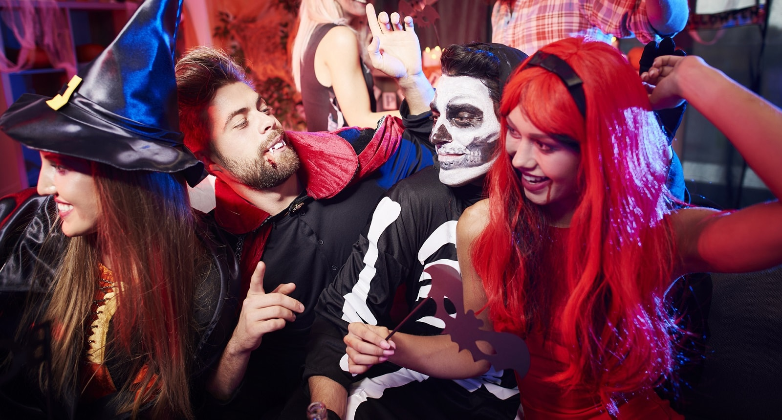 Club Event - Halloween Cabin Fever - EventBookings