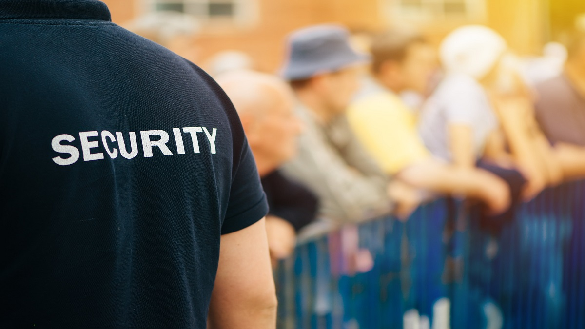 Security of the attendees